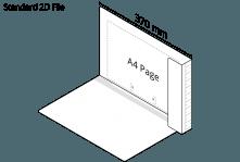 Ausrecord standard 2D file