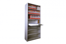 Ausrecord free standing static shelving for filing and storage